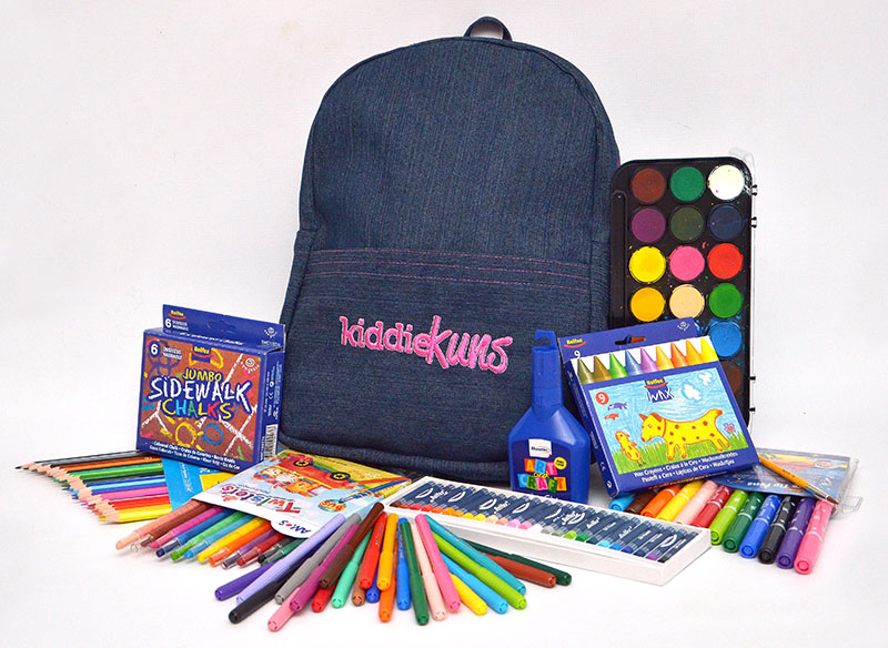 Kiddie Kuns Kit